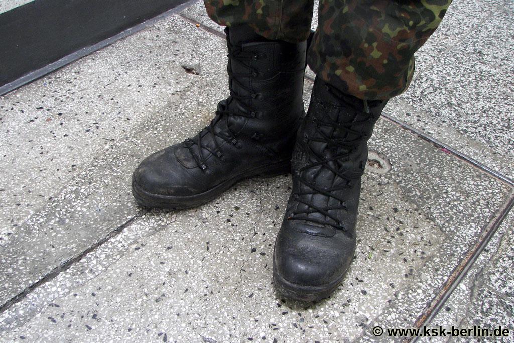 Bundeswehr Haix Kampfstiefel Schuhe Bundeswehr original f6bgyY7v